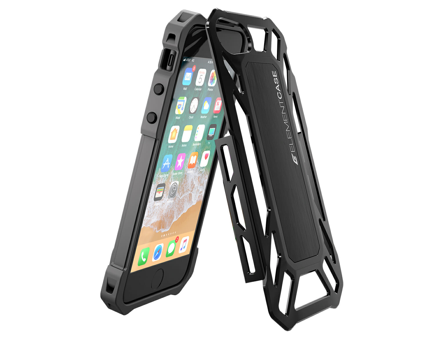 black iphone 7 case