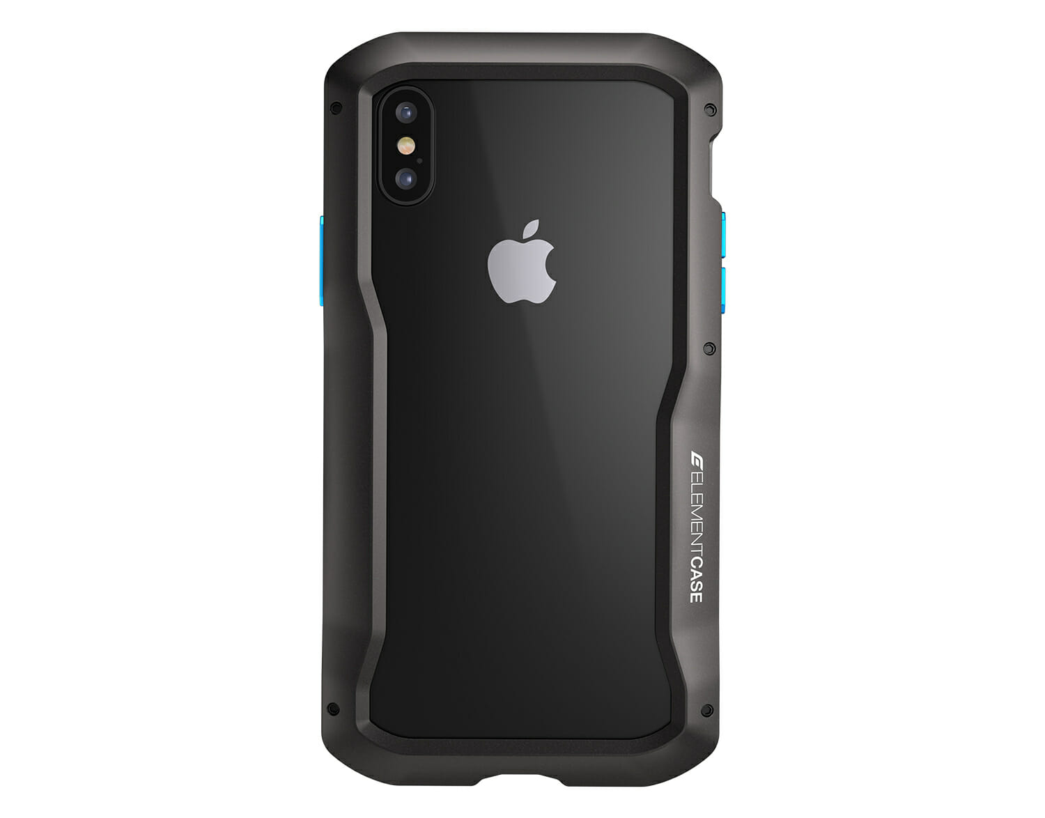 vapor s iphone xs x, xs max, xr case element casevapor siphone xs x, xs max, xr case